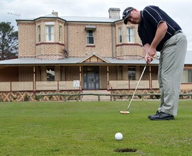 Lithgow Golf Club - Victoria Tourism