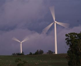 Crookwell Wind Farm - Victoria Tourism