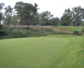 Muswellbrook Golf Club - Victoria Tourism