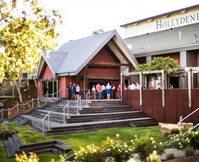 Hollydene Estate Wines and Vines Restaurant - Victoria Tourism