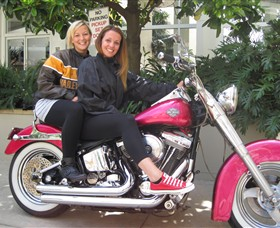 Wild Ride Harley and Motorcycle Tours - Victoria Tourism