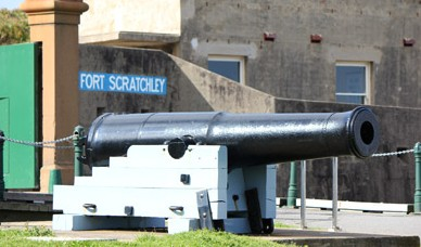Fort Scratchley Historical Society - Victoria Tourism