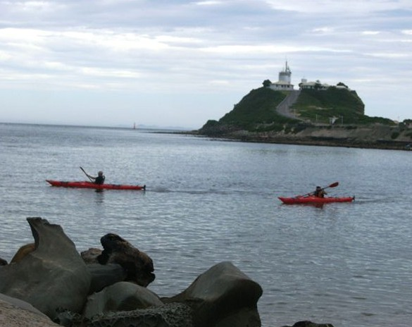 Newcastle Kayak Tours - Victoria Tourism