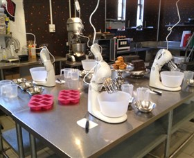 Baking Classes At The Sconery