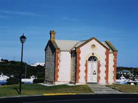 Royal Circus and Customs House in Robe - Victoria Tourism