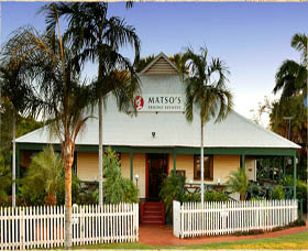 Matsos Broome Brewery and Restaurant - Victoria Tourism
