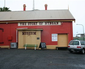 Nyngan Museum - Victoria Tourism