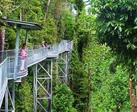 Mamu Tropical Skywalk - Victoria Tourism