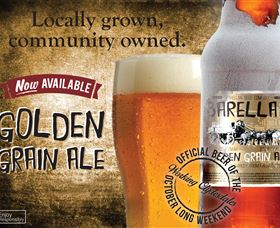 Barellan Beer - Community Owned Locally Grown Beer - Victoria Tourism