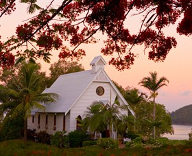 All Saints Chapel - Hamilton Island - Victoria Tourism