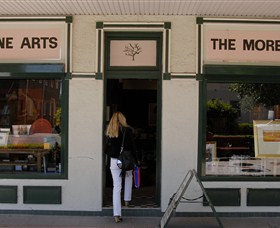 The Moree Gallery - Victoria Tourism