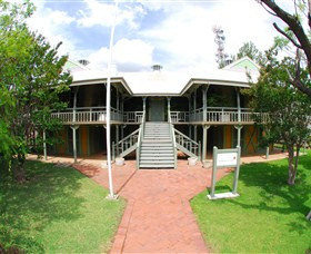 Moree Lands Office Historical Building - Victoria Tourism