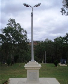 The Coronation Lamp Memorial - Victoria Tourism