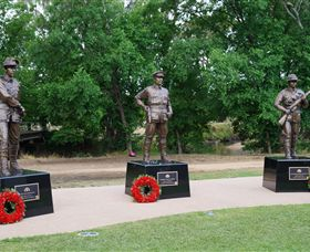 VC Memorial Park - Honouring Our Heroes - Victoria Tourism