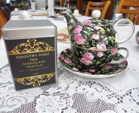 Country High Tea - Victoria Tourism