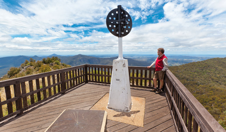 Mount Kaputar summit walk - Victoria Tourism