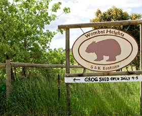 Wombat Heights Orchard and Grog Shed - Victoria Tourism