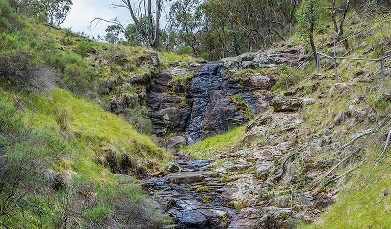 Hopetoun Falls walking track - Victoria Tourism