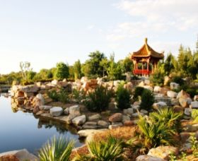 Lambing Flat Chinese Tribute Garden - Victoria Tourism