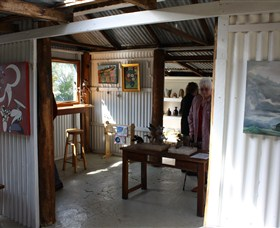 Tin Shed Gallery - Victoria Tourism