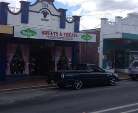 Taylors Sweets and Treats - Victoria Tourism