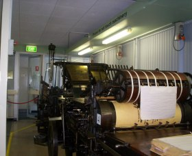 Queanbeyan Printing Museum - Victoria Tourism