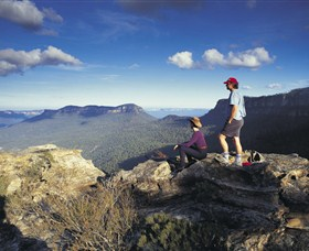Blue Mountains National Park - National Pass - Victoria Tourism