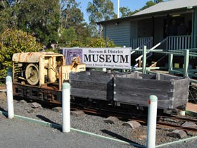 Burrum and District Mining Museum - Victoria Tourism