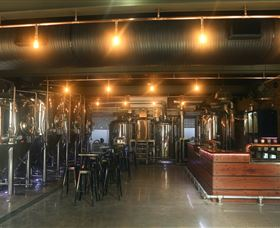 Pumpyard Bar and Brewery - Victoria Tourism