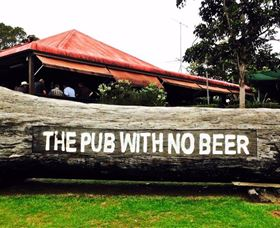 The Pub With No Beer - Victoria Tourism
