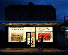 DACOU Quotidian And Quixotic Gallery - Victoria Tourism
