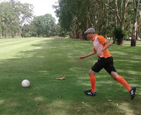 FootGolf at Teven Valley Golf Course - Victoria Tourism