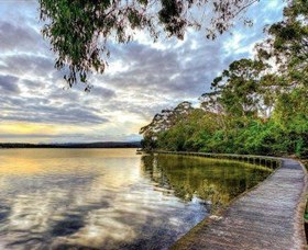 Merimbula Boardwalk - Victoria Tourism