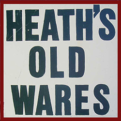 Heaths Old Wares Collectables  Industrial Antiques - Victoria Tourism