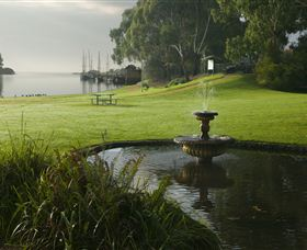 Richard Gutteridge Gardens - Victoria Tourism