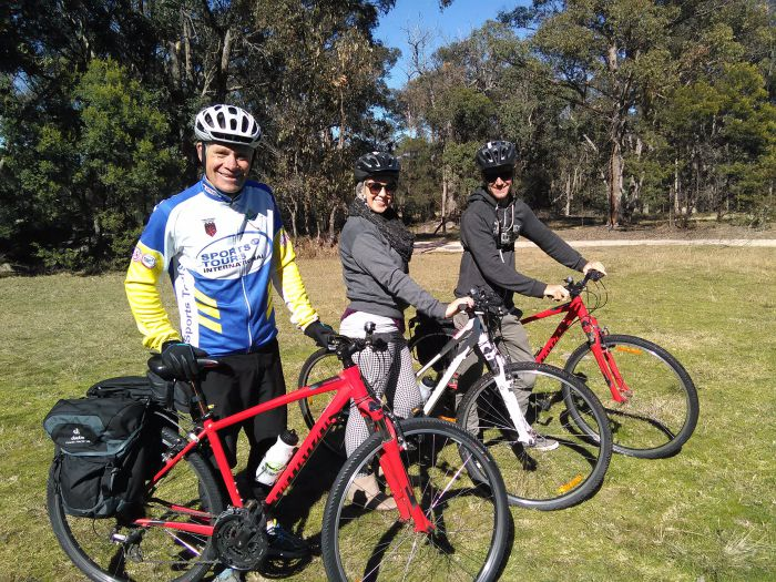 Granite Belt Bicycle Tours and Hire - Victoria Tourism