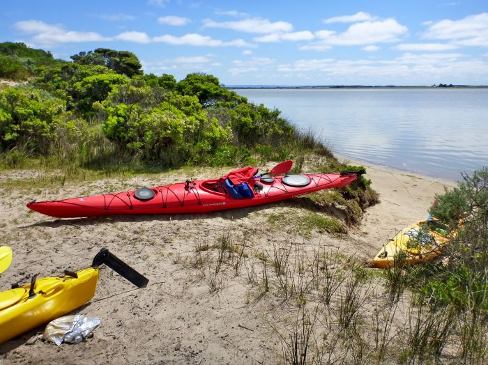 Canoe The Coorong - Victoria Tourism