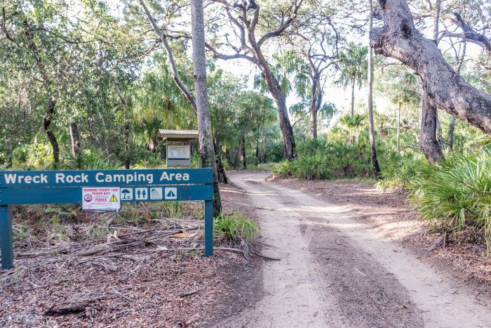 Deepwater National Park Camping Ground - Victoria Tourism