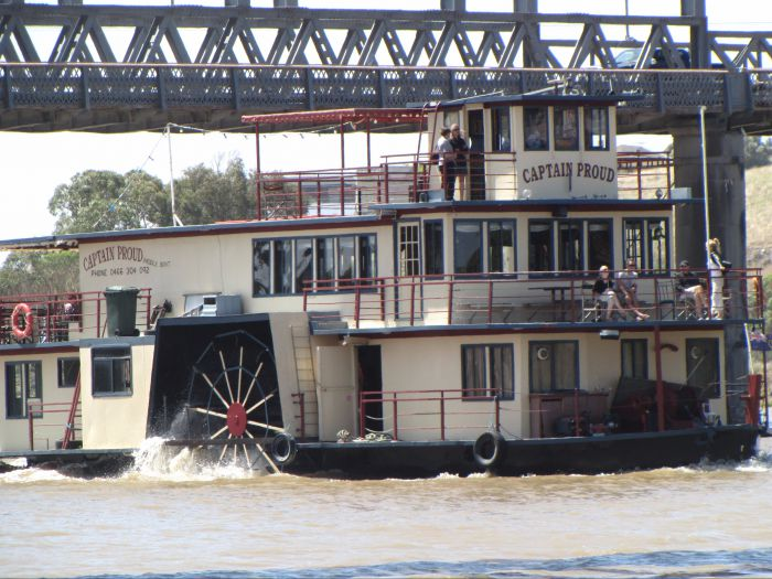 Captain Proud Paddleboat Cruises - Victoria Tourism