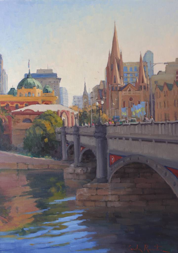 Rossiters Paintings - Victoria Tourism