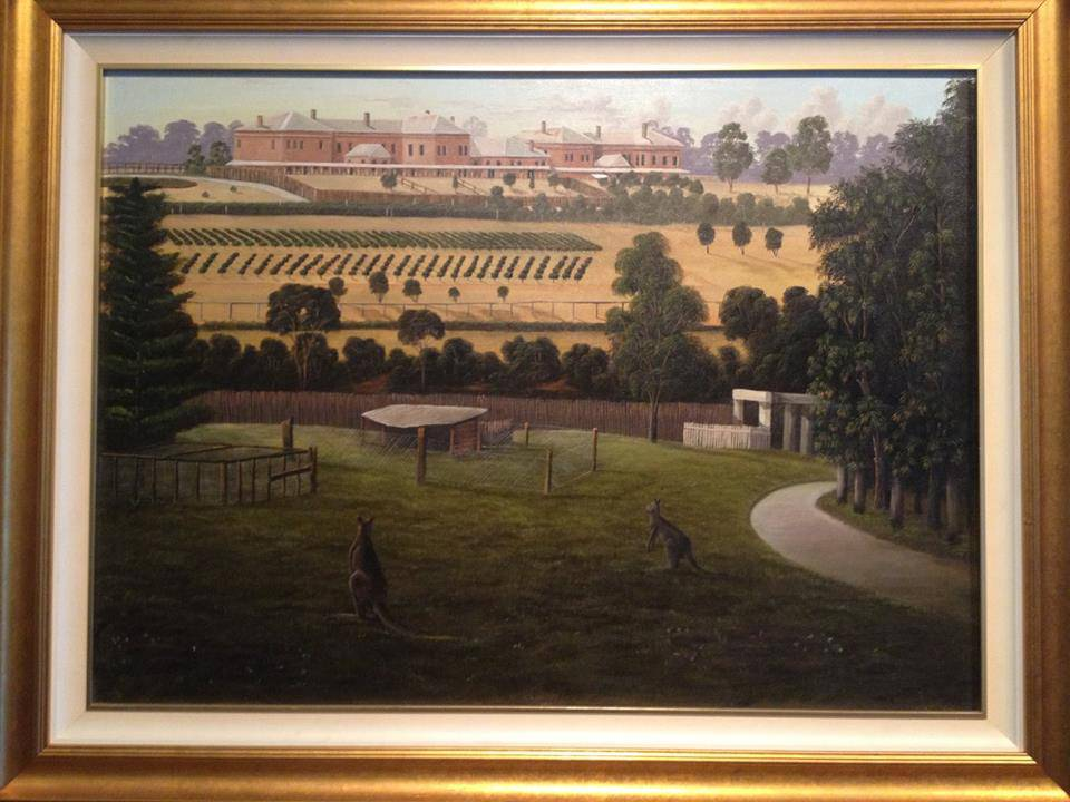 Bulli Historical Art Gallery  Picture Framing - Victoria Tourism