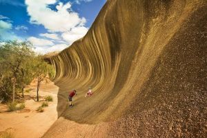 Full-Day Wave Rock  Historic York - Victoria Tourism