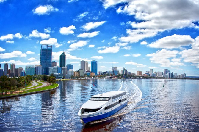Perth Zoo General Entry Ticket And Sightseeing Cruise - Victoria Tourism
