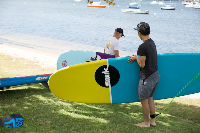 Stand Up Paddle Boarding - 2 Person Lesson - 1 Hour - Victoria Tourism