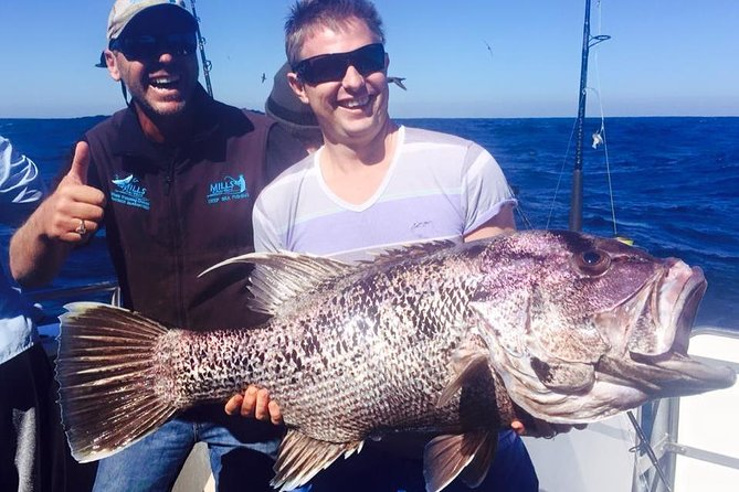 Deep Sea Fishing Charter From Perth - Victoria Tourism