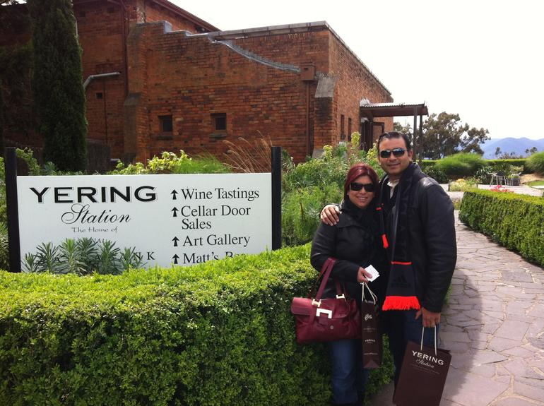 Yarra Valley Balloon Flight And Winery Tour - Victoria Tourism