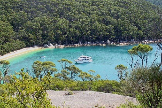 Wilsons Promontory Full Day Cruise - Victoria Tourism