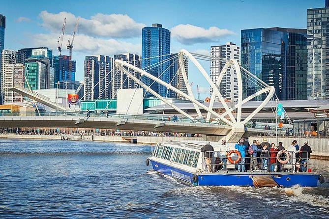 Port of Melbourne and Docklands Sightseeing Cruise - Victoria Tourism