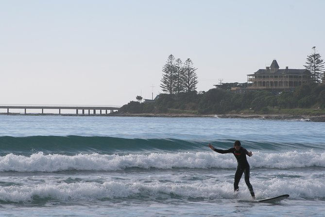 Learn To Surf At Lorne On The Great Ocean Road - Victoria Tourism