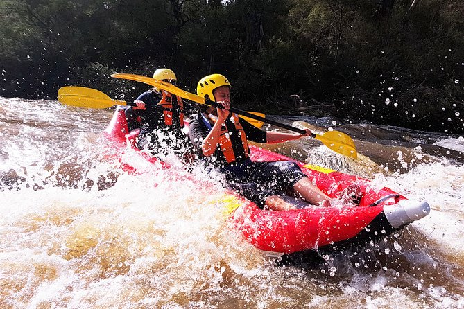 Whitewater Sports rafting on the Yarra river - Victoria Tourism